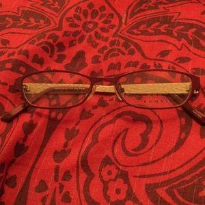 Norma Kamali Accessories - Norma Kamali new eyeglass frames